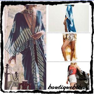 Tye Dye Kimono